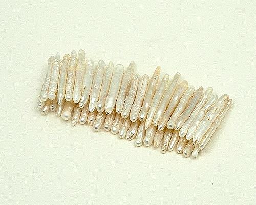 Pulsera de perla Biwa