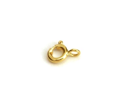 Reasa pesada en Oro Reforzadas ext. 8.0 mm.