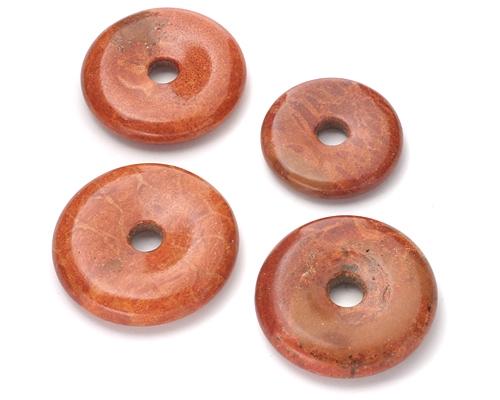 Piezas de coral Esponja en donut