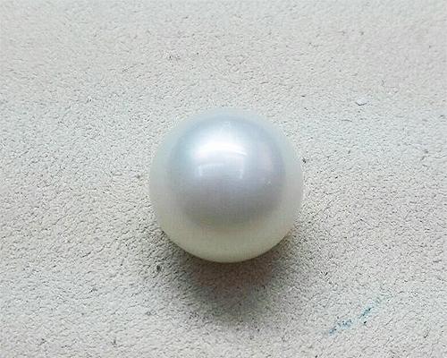 Perla Australiana esférica 15,50mm.