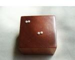 Perla botón 3.5mm. blanca