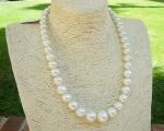 Collar de perla Australiana blanca